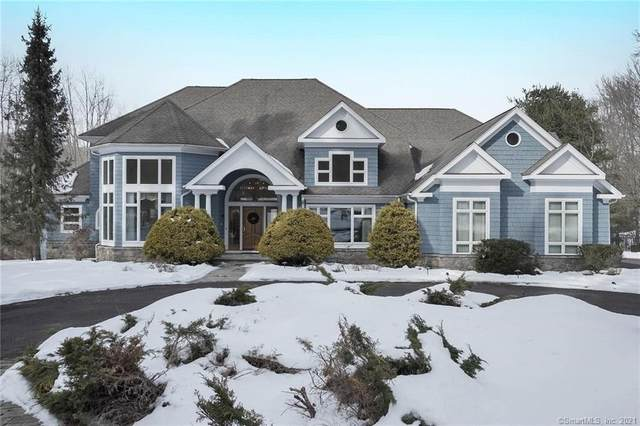 14 Hidden Brook Drive, Brookfield, CT 06804 (MLS #170373902) :: Tim Dent Real Estate Group