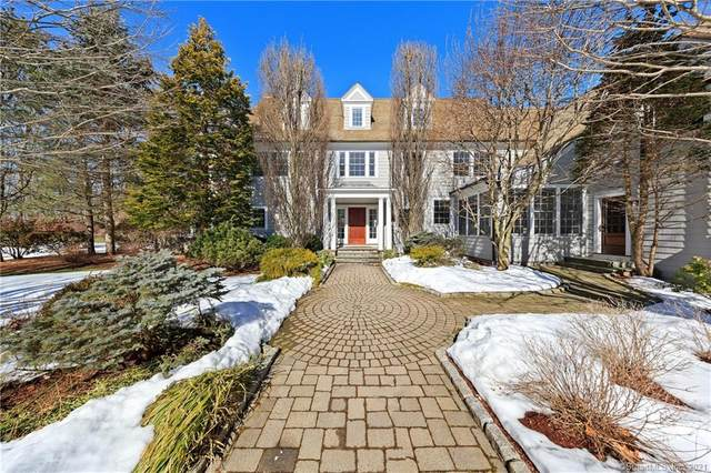 15 Charcoal Hill Road, Westport, CT 06880 (MLS #170373911) :: Team Feola & Lanzante | Keller Williams Trumbull