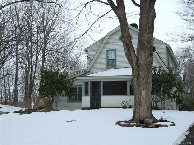 112 Long Ridge Road, Danbury, CT 06810 (MLS #170373982) :: Tim Dent Real Estate Group