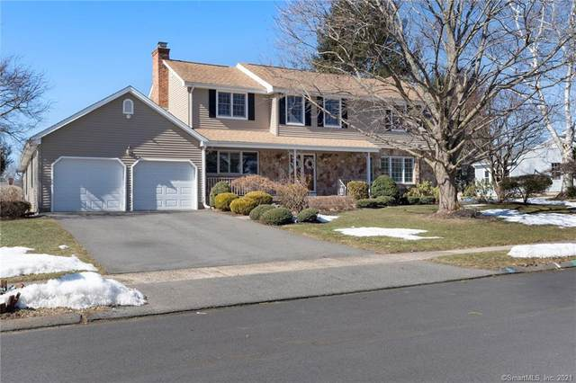 250 Cricket Knoll, Wethersfield, CT 06109 (MLS #170373990) :: Around Town Real Estate Team