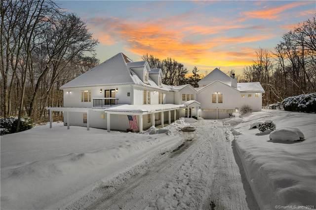 1279 Smith Ridge Road, New Canaan, CT 06840 (MLS #170374016) :: Carbutti & Co Realtors