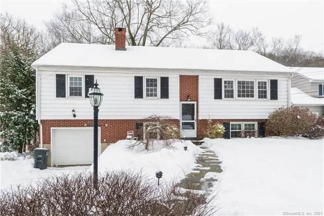 46 Somerset Lane, Stamford, CT 06903 (MLS #170374023) :: Tim Dent Real Estate Group
