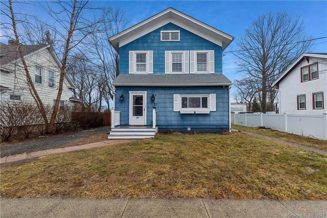 21 Roy Street, East Haven, CT 06512 (MLS #170374041) :: Around Town Real Estate Team