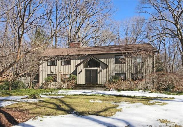 21 Steep Hill Road, Weston, CT 06883 (MLS #170374053) :: Spectrum Real Estate Consultants