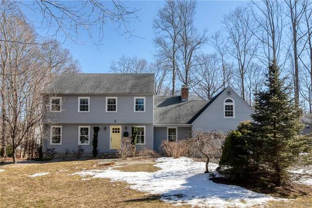 3 Colonial Court, Clinton, CT 06413 (MLS #170374069) :: Around Town Real Estate Team
