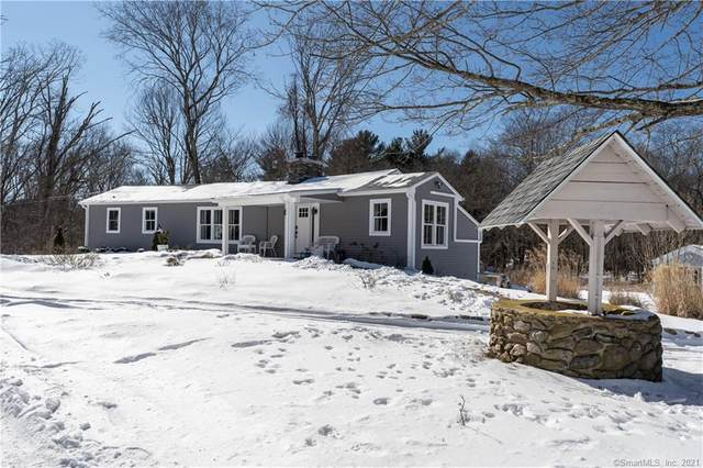 87 Holmes Road, East Lyme, CT 06333 (MLS #170374216) :: Next Level Group