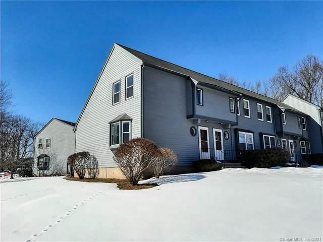 1 Abbott Road #102, Ellington, CT 06029 (MLS #170374218) :: Tim Dent Real Estate Group
