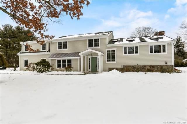 14 Columbine Lane, Norwalk, CT 06851 (MLS #170374266) :: Kendall Group Real Estate | Keller Williams