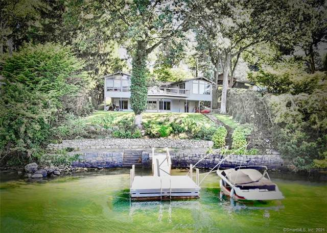 10 Lake Point Drive, New Milford, CT 06776 (MLS #170374277) :: Tim Dent Real Estate Group