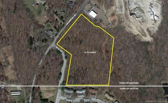 1322 Baldwin Hill Road, Ledyard, CT 06335 (MLS #170374334) :: Mark Boyland Real Estate Team