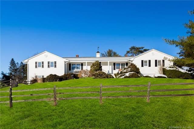 25 Sil Cam Drive, Danbury, CT 06811 (MLS #170374359) :: Spectrum Real Estate Consultants