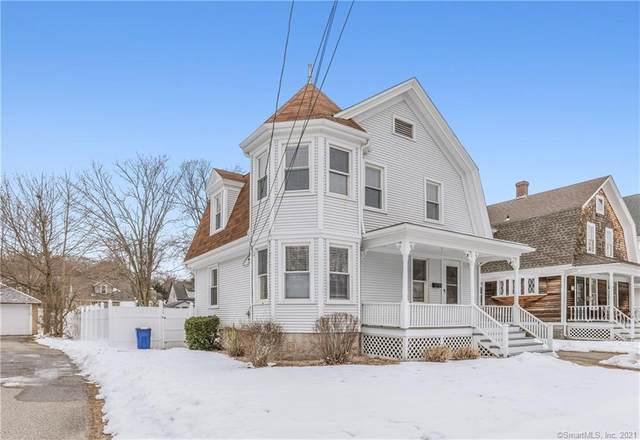 33 William Street, Stonington, CT 06379 (MLS #170374379) :: Mark Boyland Real Estate Team