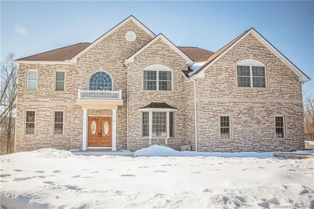 95 Knoll Ridge Court, Middletown, CT 06457 (MLS #170374427) :: Tim Dent Real Estate Group