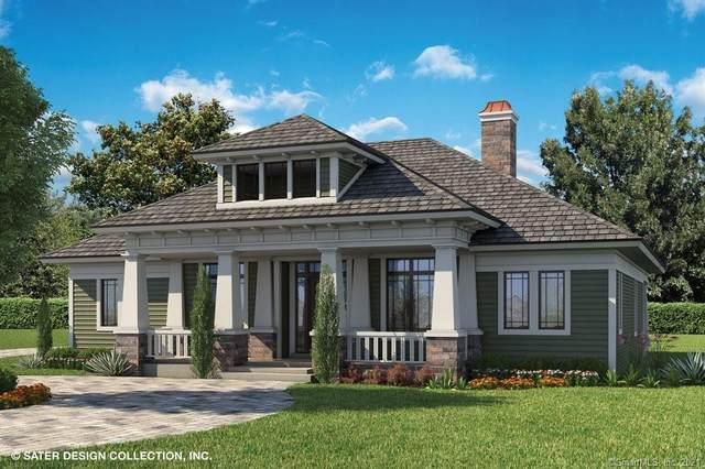 lot 5 b Milton Road, Goshen, CT 06756 (MLS #170374432) :: Forever Homes Real Estate, LLC