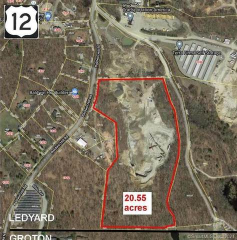 1322 Baldwin Hill Road #20.55, Ledyard, CT 06335 (MLS #170374448) :: Mark Boyland Real Estate Team