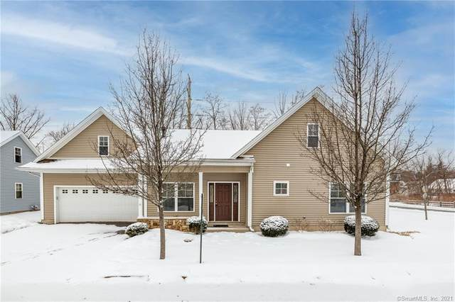 5 Stillman Walk #5, Wethersfield, CT 06109 (MLS #170374518) :: Carbutti & Co Realtors