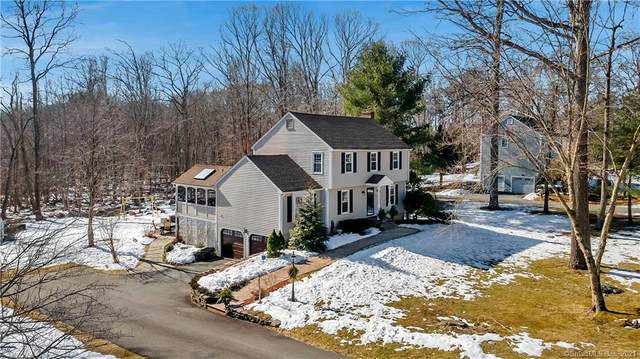 25 Olde Orchard Road, Clinton, CT 06413 (MLS #170374533) :: Around Town Real Estate Team