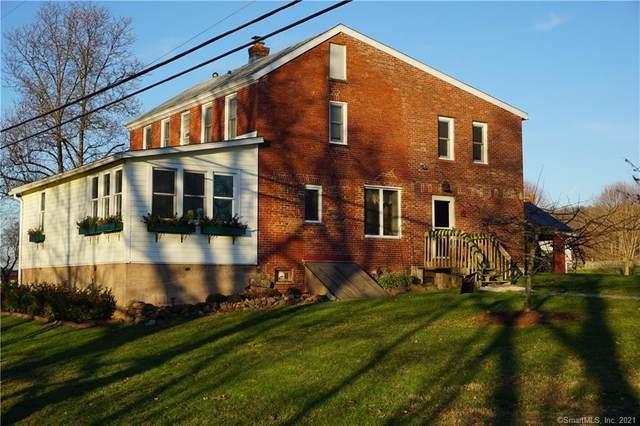 61 Crane Road, Ellington, CT 06029 (MLS #170374535) :: Tim Dent Real Estate Group