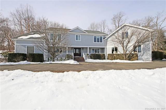 188 Shadow Lake Road, Ridgefield, CT 06877 (MLS #170374546) :: Tim Dent Real Estate Group