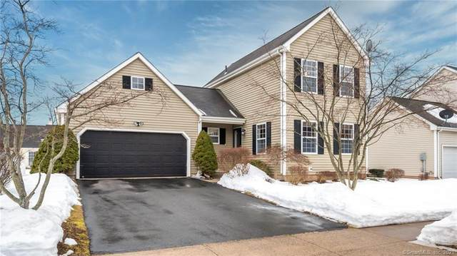 28 Rolling Green, Middletown, CT 06457 (MLS #170374549) :: Next Level Group