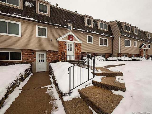 38 Evergreene #38, Wallingford, CT 06492 (MLS #170374559) :: Tim Dent Real Estate Group