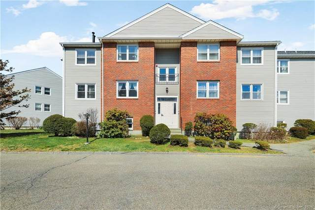 63 Carriage Drive #63, Milford, CT 06460 (MLS #170374587) :: Forever Homes Real Estate, LLC
