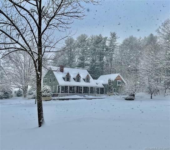 48 Wolfpits Road, Bethel, CT 06801 (MLS #170374606) :: Tim Dent Real Estate Group
