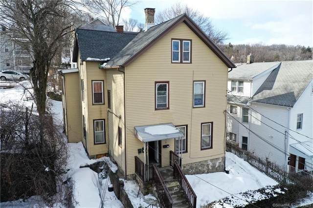 28 Wilson Street, Waterbury, CT 06708 (MLS #170374617) :: Around Town Real Estate Team