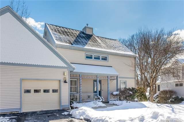 27 Village Victoria #27, Guilford, CT 06437 (MLS #170374627) :: Around Town Real Estate Team