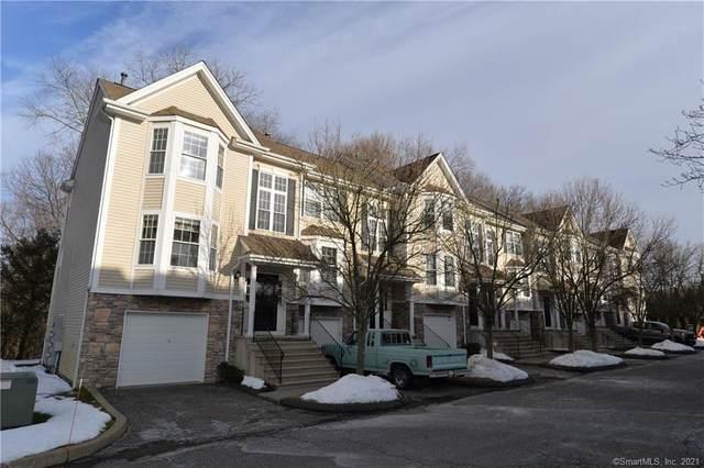 201 Sienna Drive #201, Danbury, CT 06810 (MLS #170374643) :: Tim Dent Real Estate Group