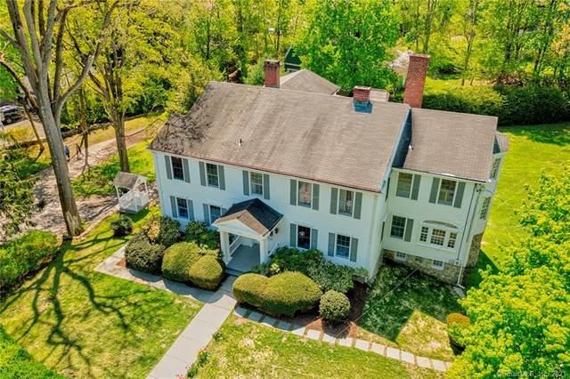563 Main Street, Ridgefield, CT 06877 (MLS #170374653) :: Tim Dent Real Estate Group