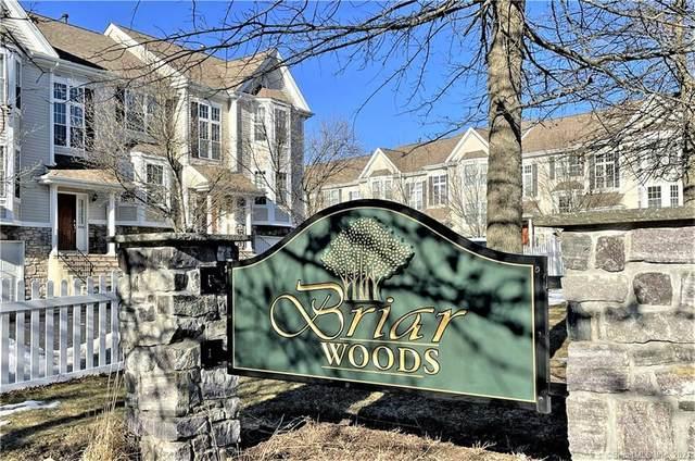 1506 Briar Woods Lane #1506, Danbury, CT 06810 (MLS #170374715) :: Tim Dent Real Estate Group