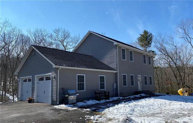 195 Godfrey Road, Groton, CT 06355 (MLS #170374723) :: Next Level Group