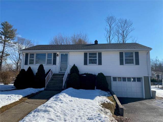 87 Salerno Avenue, East Haven, CT 06512 (MLS #170374736) :: Around Town Real Estate Team