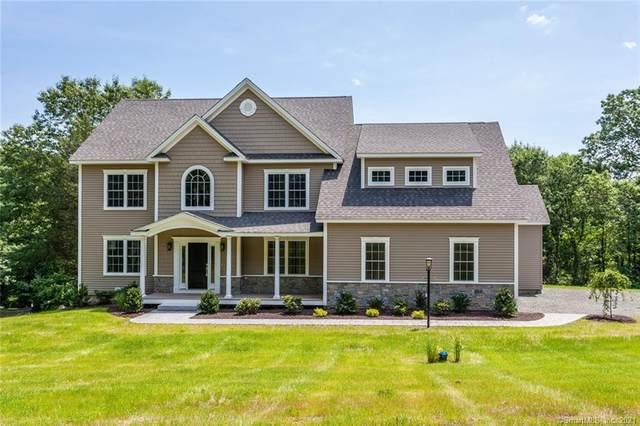 13 Sebastian Trail, Newtown, CT 06470 (MLS #170374752) :: Spectrum Real Estate Consultants