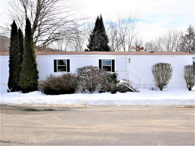 32 Fern Drive, Mansfield, CT 06268 (MLS #170374756) :: Spectrum Real Estate Consultants