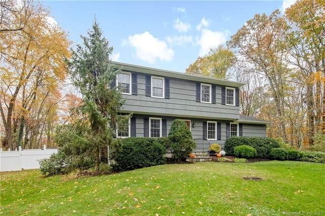 27 Eden Hill Road, Newtown, CT 06470 (MLS #170374778) :: Kendall Group Real Estate | Keller Williams