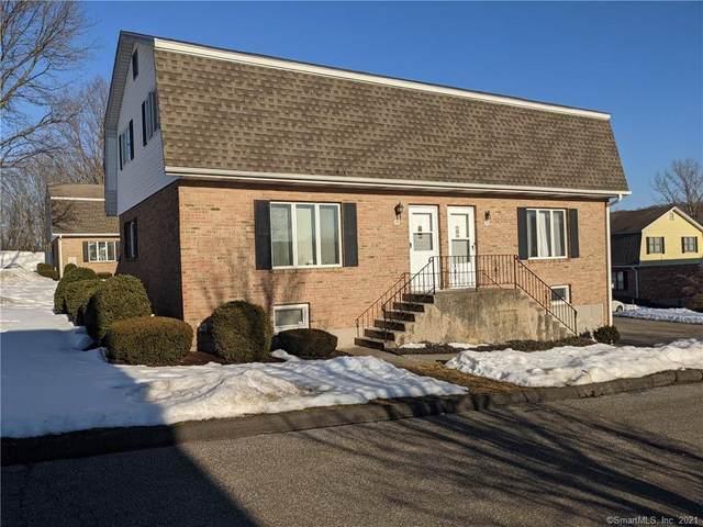 1385 Highland Avenue 10B, Waterbury, CT 06708 (MLS #170374803) :: Tim Dent Real Estate Group