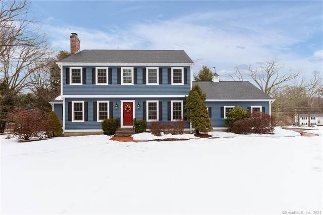 8 Boulder Lane, Mansfield, CT 06250 (MLS #170374811) :: Tim Dent Real Estate Group