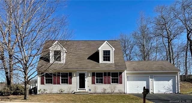 266 Deerfield Ridge Drive, Groton, CT 06355 (MLS #170374815) :: Around Town Real Estate Team