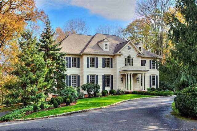 171 Paddock Hill Lane, Fairfield, CT 06824 (MLS #170374817) :: Tim Dent Real Estate Group