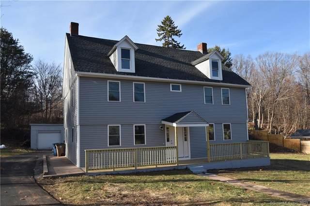 126 Vernon Avenue, Vernon, CT 06066 (MLS #170374835) :: Tim Dent Real Estate Group