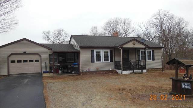 206 Shetucket Turnpike, Griswold, CT 06351 (MLS #170374841) :: Around Town Real Estate Team