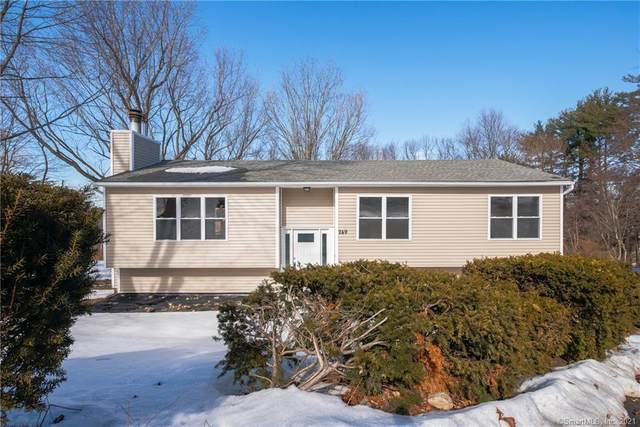249 Bunker Hill Road, Watertown, CT 06795 (MLS #170374873) :: Forever Homes Real Estate, LLC