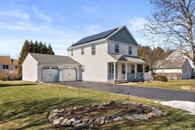 44 Colgate Drive, Manchester, CT 06042 (MLS #170374882) :: Hergenrother Realty Group Connecticut