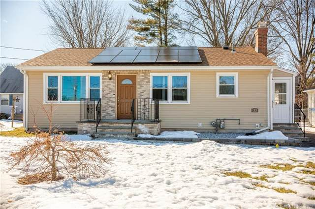 33 Farm Court, New Britain, CT 06051 (MLS #170374885) :: Around Town Real Estate Team