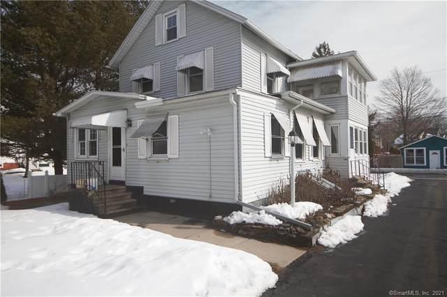 81 Chapel Street, Wallingford, CT 06492 (MLS #170374909) :: Tim Dent Real Estate Group