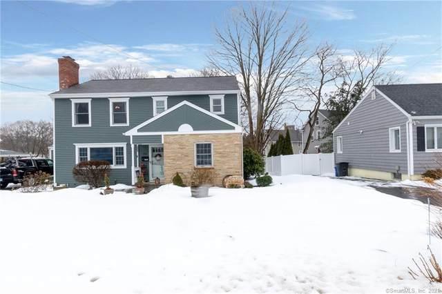 201 Edgewood Road, Fairfield, CT 06825 (MLS #170374956) :: Around Town Real Estate Team