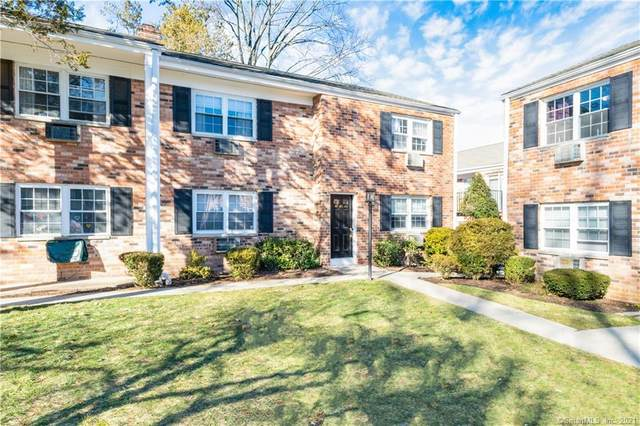 151 Courtland Avenue 4F, Stamford, CT 06902 (MLS #170375007) :: Spectrum Real Estate Consultants