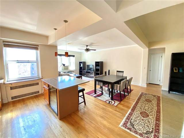 70 Strawberry Hill Avenue 6-3A, Stamford, CT 06902 (MLS #170375037) :: Tim Dent Real Estate Group